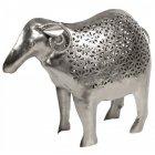 Lampion Belldeco - Baranek - srebrny