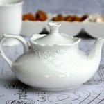 PROVENCE CHIC - dzbanek do herbaty 780 ml