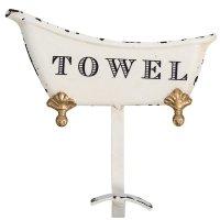Wieszak Belldeco Retro - Towel