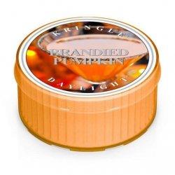 BRANDIED PUMPKIN - świeczka zapachowa KRINGLE CANDLE
