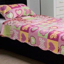 Narzuta + poszewka na poduszkę - BUTTERFLY