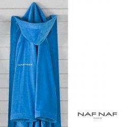 Szlafrok NAF NAF - Unisex - niebieski