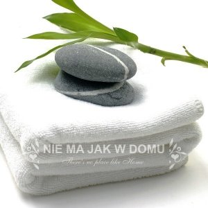 Ręcznik Hotelowy Biały - 30x50 cm