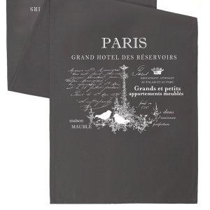 Bieżnik French Home - Paris L - szary