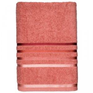 Ręcznik Karsten - LUMINA / red - koralowy