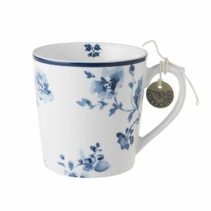 Laura Ashley BLUEPRINT - kubek 320 ml - CHINA ROSE