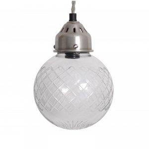 Lampa sufitowa Chic Antique - KULA 4 - 15 cm