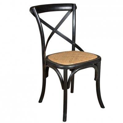 Krzesło Belldeco - Bari - czarne