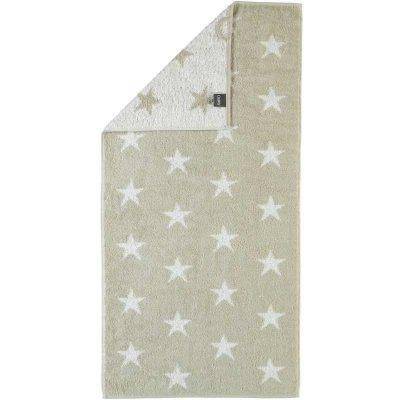 Ręcznik Cawo Stars Small - beżowy