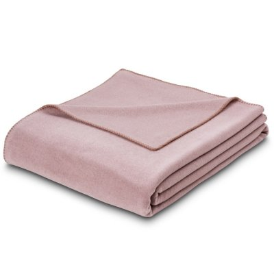 Koc ESTELLA Trevi - różowy pudrowy
