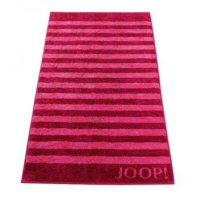 Ręcznik Joop! Classic Stripes - różowy