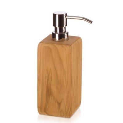 Dozownik do mydła w płynie Möve - Teak