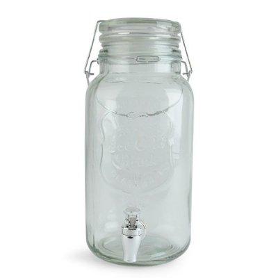 Słój z kranikiem Drink - 3 litry