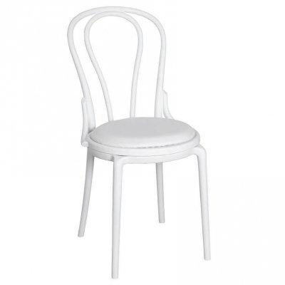 Krzesło Belldeco SPRING - białe