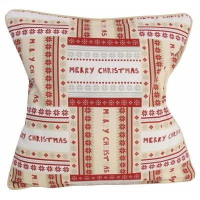 Poszewka świąteczna - MERRY CHRISTMAS