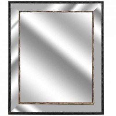 Lustro Belldeco Nero Gold - 50 cm