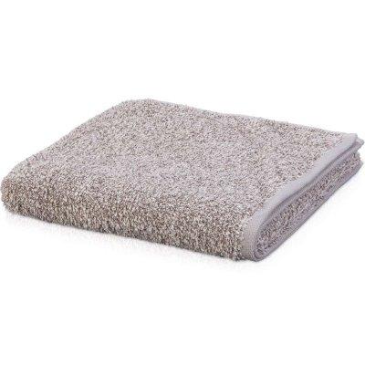 Ręcznik Möve z lnem - BROOKLYN MELANGE - beżowy