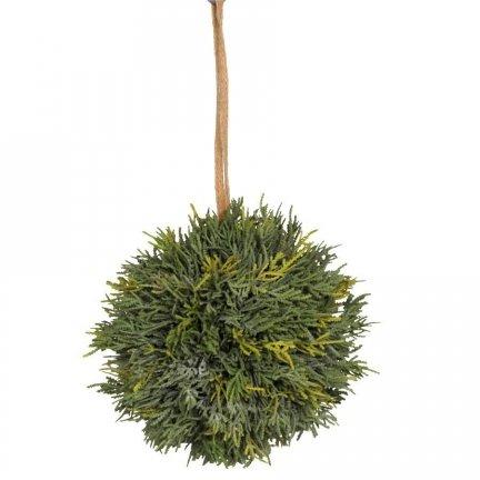 Kula z gałązek cyprysowych Chic Antique - średnica 20 cm