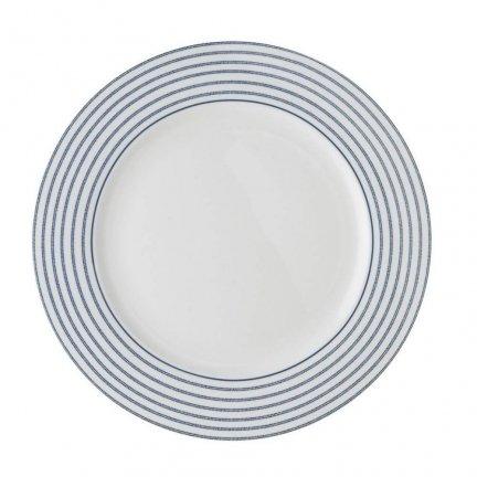 Laura Ashley BLUEPRINT - talerz śniadaniowy 20 cm - CANDY STRIPE