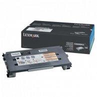 Lexmark oryginalny toner C500S2KG, black, 2500s, return, Lexmark C500