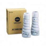 Konica Minolta oryginalny toner 8936304, black, 15000s, MT104B, Konica Minolta EP-1054, 1085, 2x270g