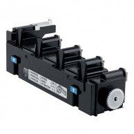 Konica Minolta oryginalny pojemnik na zużyty toner A1AU0Y1, WB-P03, 36000s, MagiColor 4750, Bizhub C25, C35