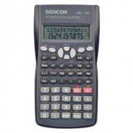 Kalkulator Sencor, SEC 183, szara