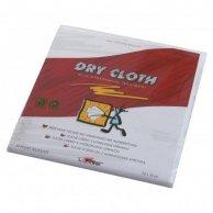 Środki czyszczące ręczniki/chusteczki    hydrofilne, 15x15cm, 10szt., LOGO