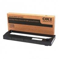 OKI taśma do drukarki, 09005591, czarna