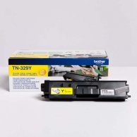 Brother oryginalny toner TN-329Y, yellow, 6000s, Brother HLL-8350CDW,HLL-9200CDWT