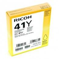 Ricoh oryginalny żelowe wypełnienie 405764, yellow, 2200s, GC41HY, Ricoh AFICIO SG 2100N
