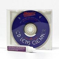 Środki czyszczące DVD, soczewki czyszczące, mokry proces czyszczenia,    10 języków, No Name