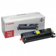 Canon oryginalny toner EP701, yellow, 2000s, 9288A003, Canon LBP-5200, Base MF-8180c