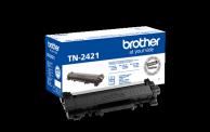 Brother oryginalny toner TN2421, black, 3000s, Brother DCP-L2532DW, DCP-L2552DN, HL-L2312D, HL-L2352DW