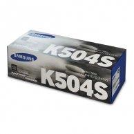 Samsung oryginalny toner CLT-K504S, black, 2500s, Samsung CLP-314, CLX-4195