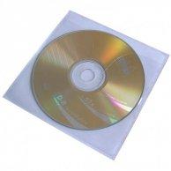 Nalepka na koszulki 1 szt. CD, przezroczysta, No Name