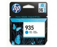 HP oryginalny ink C2P20AE, No.935, cyan, HP Officejet 6812,6815Officejet Pro 6230,6830,6835