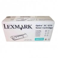 Lexmark oryginalny toner 1361752, cyan, 3500s, Lexmark Optra SC-1275