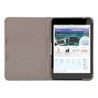 iPad mini, Etui z podstawką, wodny niebieski, Verbatim