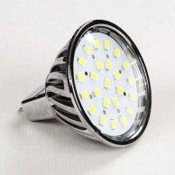 LED żarówka Inoxled MR16, 12V, 4.5W, 400lm, zimna biel, 60000h, POWER, 24SMD, 2835