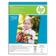HP Everyday Glossy Photo P, foto papier, połysk, biały, A4, 200 g/m2, 25 szt., Q5451A, atrament