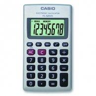 Kalkulator Casio, HL 820 VA, biała