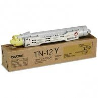 Brother oryginalny toner TN12Y, yellow, 6000s, Brother HL-4200CN