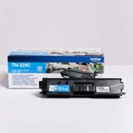 Brother oryginalny toner TN-329C, cyan, 6000s, Brother HLL-8350CDW,HLL-9200CDWT