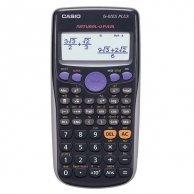 Kalkulator Casio, FX 82ES PLUS, czarna