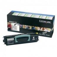 Lexmark oryginalny toner X203A11G, black, 2500s, return, Lexmark X203, X204