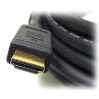 Audio/video kabel High Speed, HDMI-HDMI, M/M5m, pozłacane końcówki, No Name