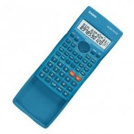 Kalkulator Casio, FX 220 PLUS, niebieska