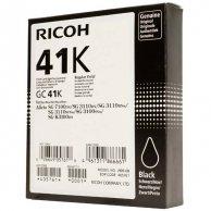 Ricoh oryginalny żelowe wypełnienie 405761, black, 2500s, GC41HK, Ricoh AFICIO SG 2100N