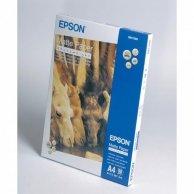 Epson Matte Paper Heavyweight, foto papier, matowy, silny, biały, Stylus Photo 1270, 1290, A4, 167 g/m2, 50 szt., C13S041256, atra
